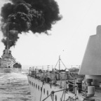 The Battle of Coronel and Falkland Islands (1927)