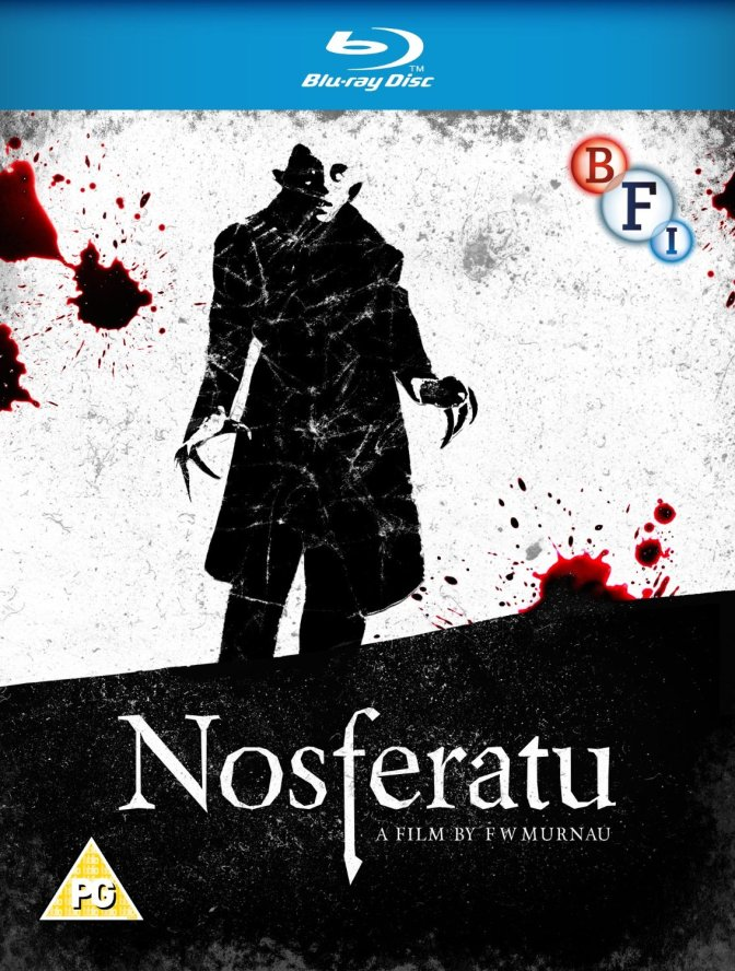 Nosferatu BFI Bluray Cover