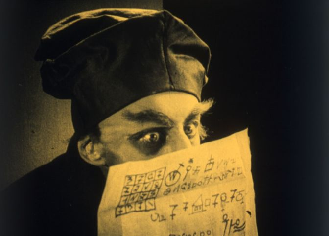 Nosferatu's occult symbols