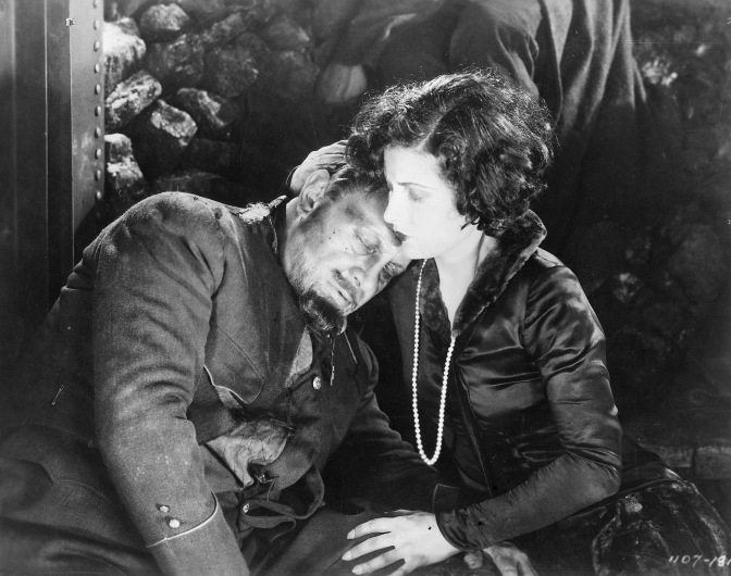 Consoling the Lovelorn Jannings
