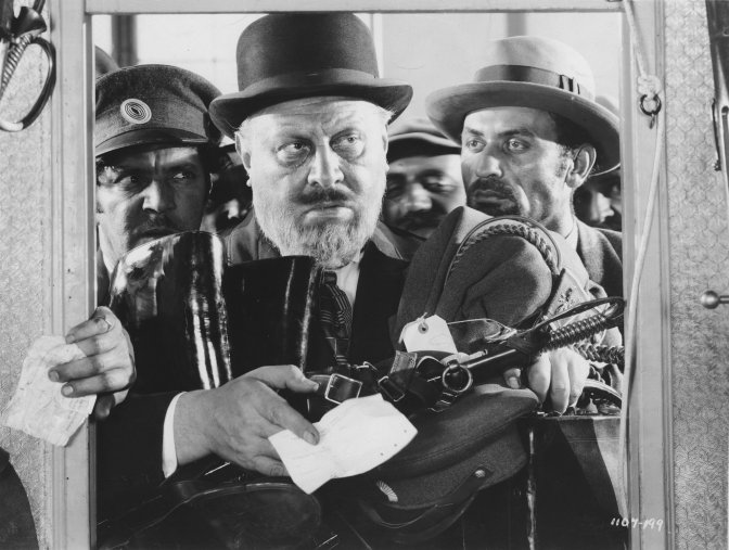 Emil Jannings Pawning all his Wares
