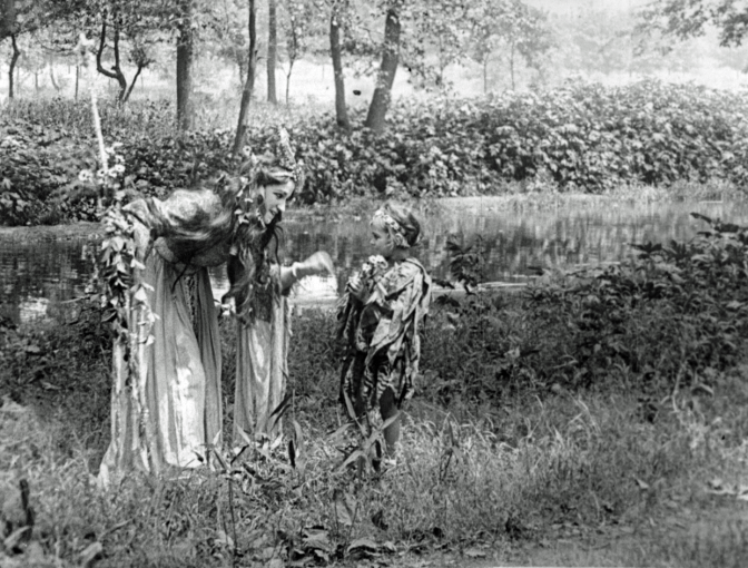 Play On! A Midsummer Night's Dream (1909)(pic 1)