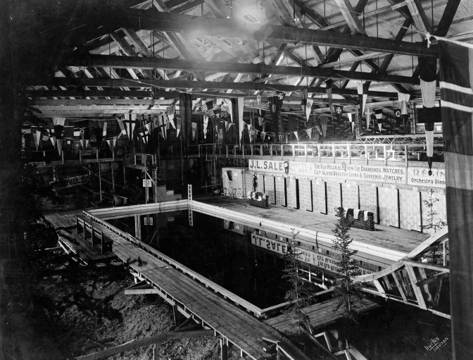 Dawson City_Frozen Time still of DAAA Swimming pool courtesy Dawson Museum_Hypnotic Pictures_Picture Palace Pictures